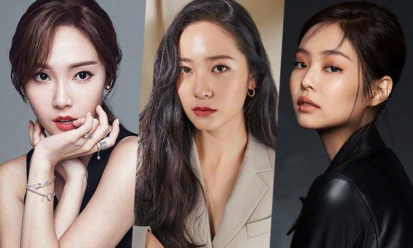 Knet xếp hạng những nàng công chúa băng giá của Kpop: Jennie (BLACKPINK) có thể vượt qua cả chị em Jessica và Krystal? - ảnh 1