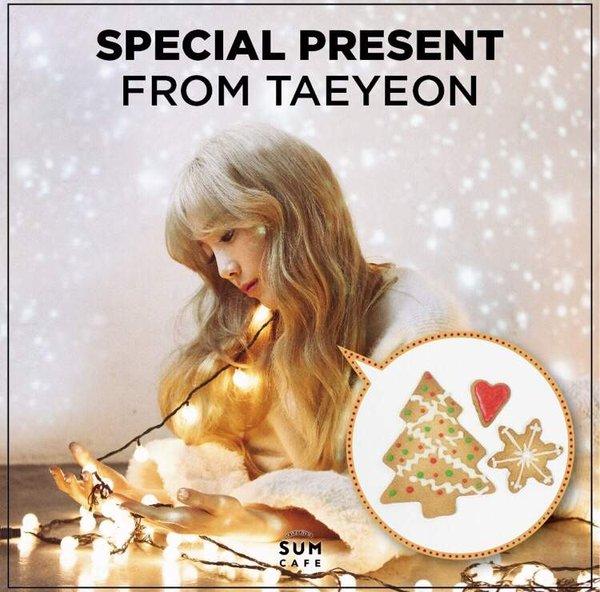 """Ngắm loạt xinh đẹp """"thòng tim"""" của Taeyeon (SNSD) khi đích thân nướng bánh từ thiện"""