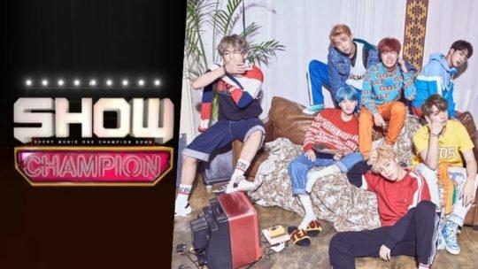 Show Champion BTS