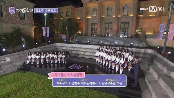 Idol School tập 10