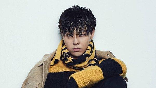G-Dragon nhập ngũ