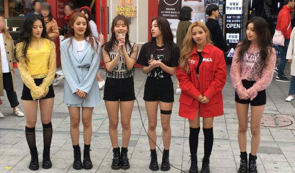 I-DLE debut Cube