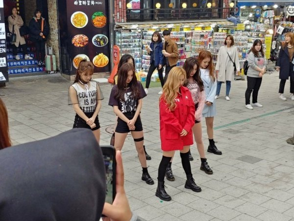 I-DLE Cube debut 2 tháng 5