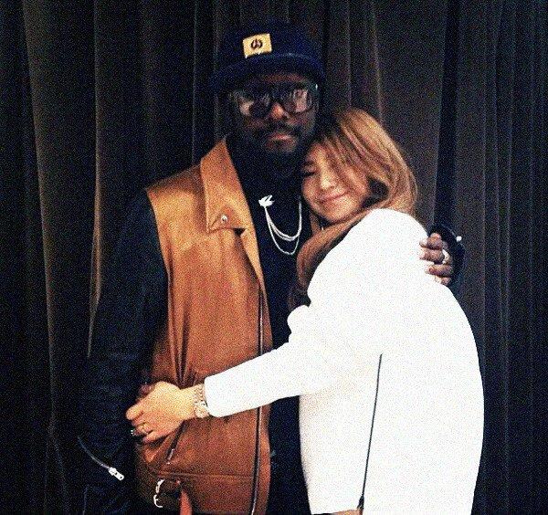 CL hợp tác với The Black Eyed Peas