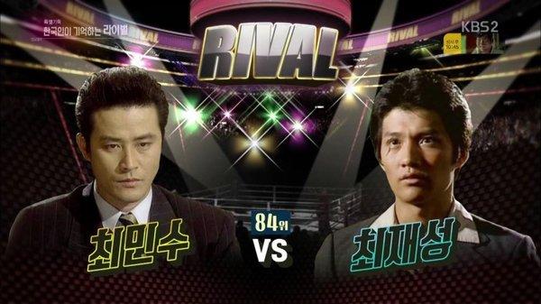 100 cặp đối thủ truyền kiếp của làng giải trí Hàn Quốc