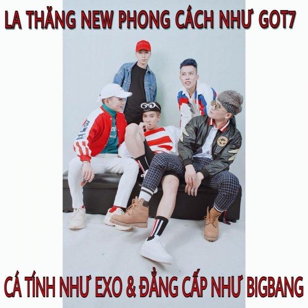 La Thăng New gây chiến với các nhóm nhạc Kpop