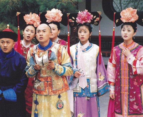 Bất ngờ trước thông tin Yuqi (G)I-DLE sẽ vào vai Tiểu Yến Tử trong Tân 'Hoàn Châu Cách Cách' - ảnh 1